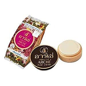 Arche Pearl Face Cream 3g Container from Thailand