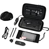 Nintendo DSi XL 20 In 1 Starter Kit, Black