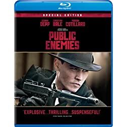 Public Enemies [Blu-ray]