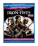 The Man with the Iron Fists (Blu-ray + DVD + Digital Copy + UltraViolet)