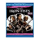 The Man with the Iron Fists [Blu-ray]