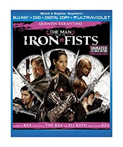 The Man with the Iron Fists - Unrated Extended Edition (Blu-ray + DVD + Digital Copy + UltraViolet)