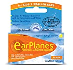 Kids Earplane Ear Plugs For Airplane Travel Child (ages 1-10)