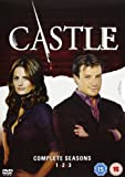 Castle - Season 1-3 [DVD]