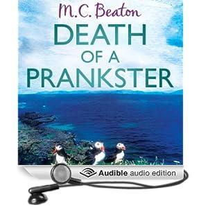 Death of a Prankster: Hamish MacBeth, Book 7 (Unabridged)