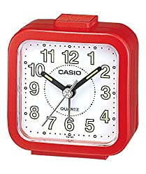 Casio Analog Table Clock (TQ-141-2DF)