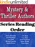 SERIES READING ORDER: MOST POPULAR MY...