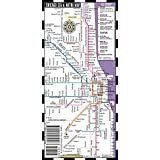 Streetwise Chicago Bus, CTA & Metra Map - Laminated Chicago Public Metro Mapby Streetwise Maps Inc.