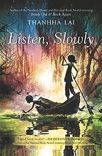 Book Cover: Listen, Slowly