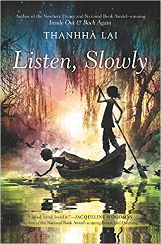 Buy Listen, Slowly Book Online at Low Prices in India | Listen ...