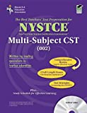 NYSTCE (REA) - The Best Test Prep for the NY Multi-Subject CST (Best Test Preparation & Review Course) (0738602566) by Staff of REA