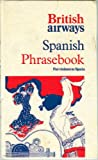 British Airways Spanish Phrasebook for Visitors to Spain