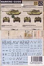 1/72 現用アメリカ軍 M1A1エイブラム (砂漠の嵐作戦)デカール T-7202