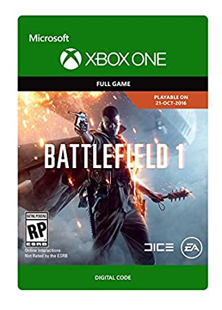 Battlefield 1 - Xbox One Digital Code