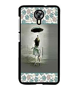 Fuson 2D Printed Girly Designer back case cover for Micromax Canvas Xpress 2 E313 - D4278