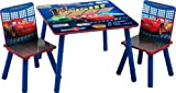 Disney Cars Square Table and Chair Set