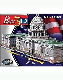 Puzz 3D US Capitol