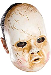Disguise Men's Baby Doll Adult Mask