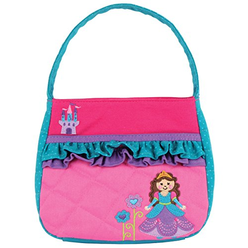 stephen-joseph-little-girls-quilted-purse-princess-one-size