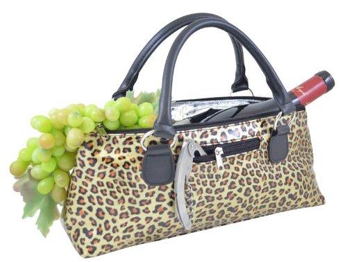 Primeware Leopard Wine Clutch 3024LP