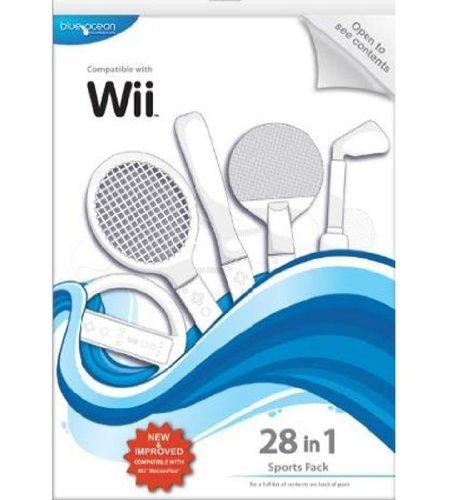Nintendo Wii™ Blue Ocean 28 in 1 Sports Pack