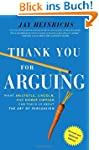 Thank You For Arguing: What Aristotle...