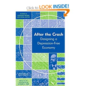 After the Crash: Designing a Depression-free Economy (AJES - Studies in Economic Reform and Social Justice) Mason Gaffney