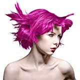 Manic Panic Amplified Semi-Permanent Hair Dye 118ml & FREE Tint Brush (Cotton Candy Pink)