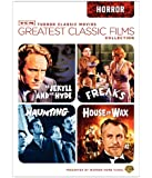 TCM Greatest Classic Films Collection: Horror (House of Wax  / The Haunting  / Freaks / Dr. Jekyll and Mr. Hyde)