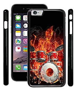 Crazymonk Premium Digital Printed Back Cover For Apple I Phone 6