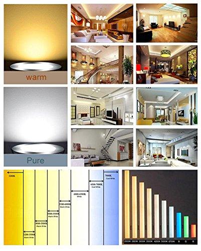 Keyzone Warm White E14 1.6W Cob Led Filament Transparent Bulb Globe Light Lamp Warm Pure White 220V