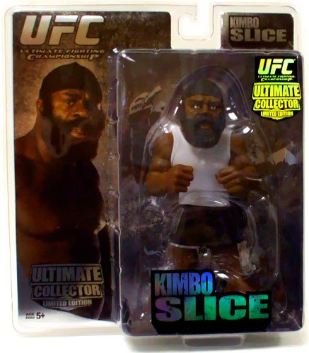 Round 5 UFC Ultimate Collector Series 2 LIMITED EDITION Kimbo Slice
