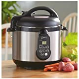 Deni 9740 Electric 4-Quart Pressure Cooker image