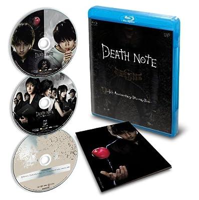 DEATH NOTE デスノート ‐5th Anniversary Blu-ray Box‐
