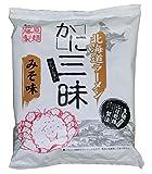 藤原製麺 カニ三昧みそ味 104g×10袋
