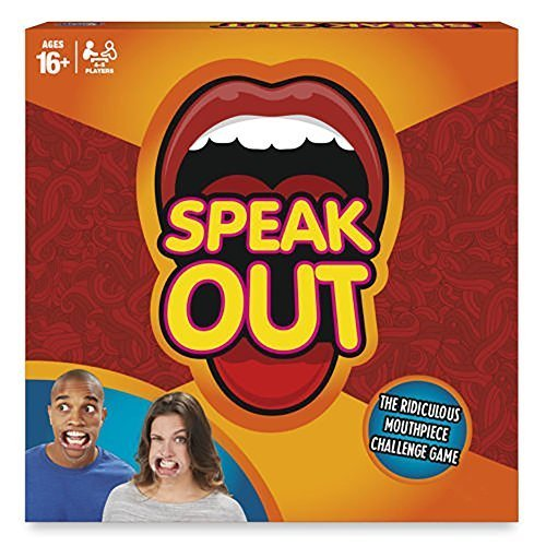 Speak Out - Hilarious Party Game - Brand New & Boxed - Fast Shipping