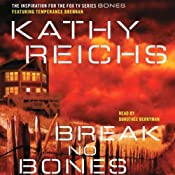 Break No Bones | [Kathy Reichs]