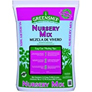 Waupaca Materials WGM03203 Nursery Mix Potting Soil