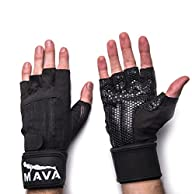 Weight lifting Gloves with Wrist Supp…