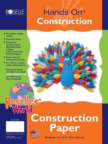 CONSTRUCTION PAPER - 1