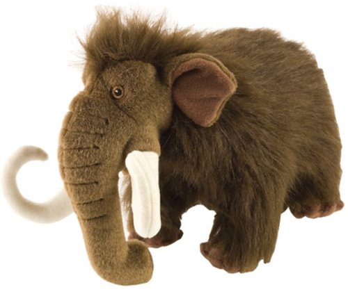 Coleman Woolly Mammoth Dino Dog Toy