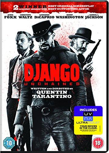 Django Unchained [Edizione: Regno Unito]
