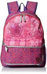 Skechers Twinke Toes Little Girls'  Leopard Basic Backpack