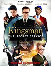 Kingsman: The Secret Service (Bilingual) [Blu-ray]