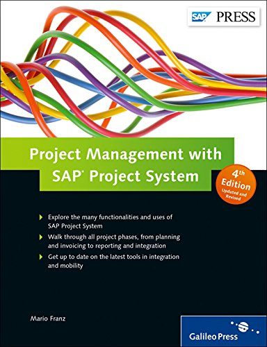 Project Management with SAP Project System (4th Edition), by Mario Franz