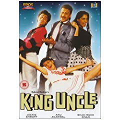 King Uncle (1993) - Jackie Shroff, Shahrukh Khan, Nagma, Susmita Mukherjee, Deb Mukherjee, Deven Ve