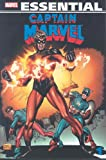 img - for Essential Captain Marvel, Vol. 1 (Marvel Essentials) (v. 1) book / textbook / text book