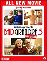 Jackass Presents: Bad Grandpa .5 [DVD] [2013] [Region 1] [US Import] [NTSC]