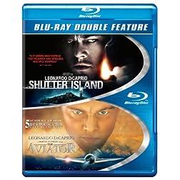 Shutter Island / Aviator [Blu-ray]