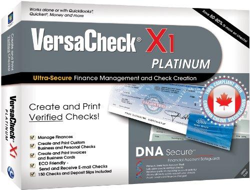 Versacheck X1 Platinum